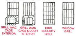 Security Doors and Window gates