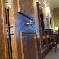 concealed door