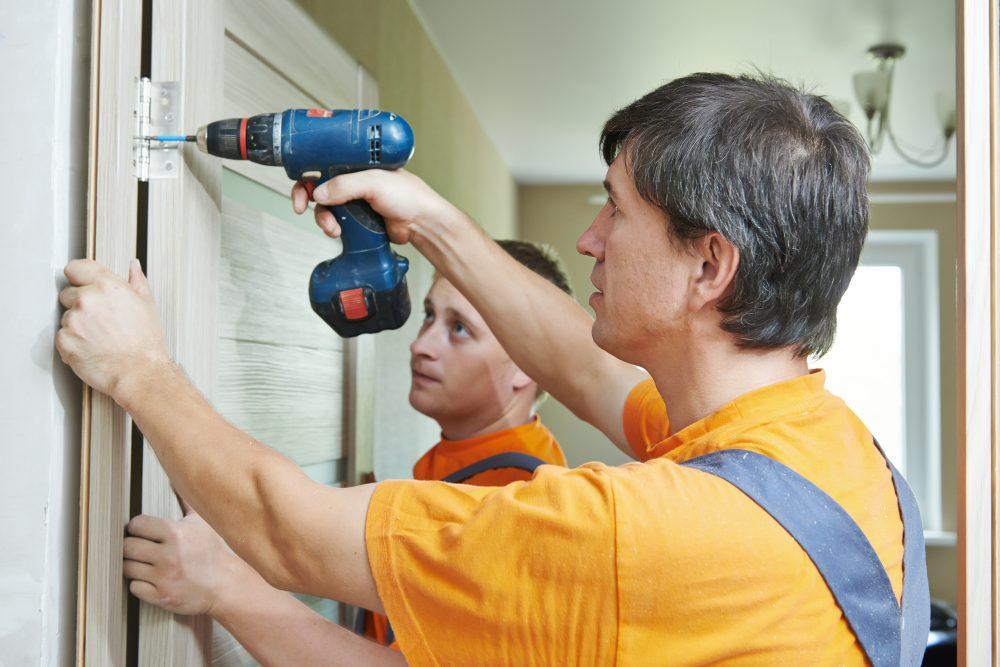 Door Hinges Repair Install & Service