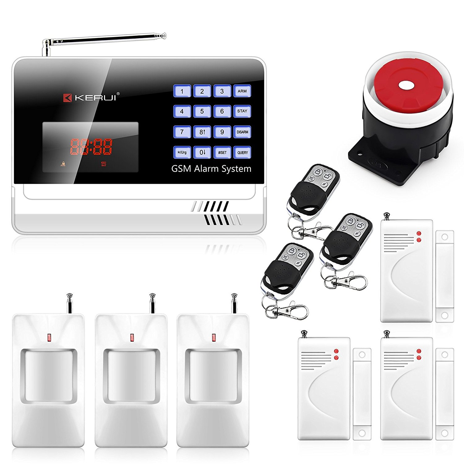 Alarm Services Install and Repair