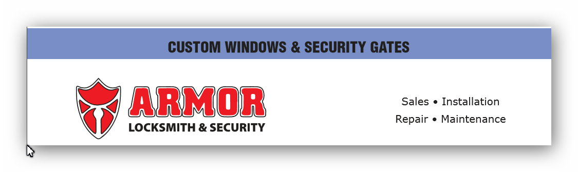 Window Security Gates