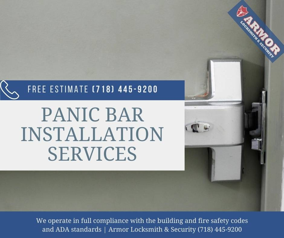 Panic Bar Installation Services